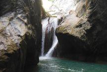 Ersizdere Horma kanyonu ict - istanbul canyoning team