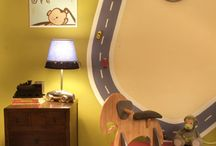 Rooms / Baby room