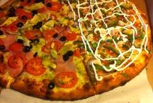 half & half / Great half and half zpizza combinations!