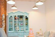 Cake designer office