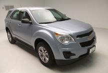 Chevrolet Equinox / Preview our Equinox inventory and learn more about our no haggle pricing at the most innovative dealership in the nation, Vernon Auto Group!