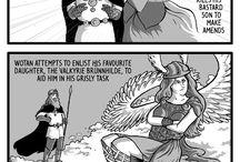 Opera cartoon synopsis