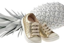 Florens S/S 2013 Kids Shoes Collection / Thus spring 2013's collections translate that desire for nonconformism into soft, flowing volumes for short dress