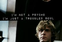 Evan Peters <3 / Hot freak... Sexiness, hotness, madness