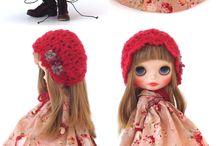 人形のドレス