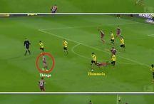 Thiago Alcantara / Thiago Alcantara :  Kontribusinya terhadap Fase-Fase Permainan FC Bayern