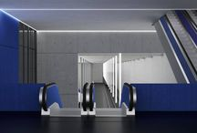 METRO D PRAGUE....by students of Architecture