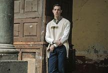 Creativity menswear /new style menswear /shooting / Menswear