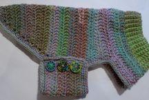 Arnes para perros crochet