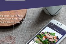 food app poster ideas