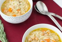 Hearty Yummy Soups