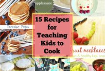 Kids' cooking