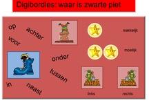 digibordlessen Sinterklaas / digibord Sinterklaas