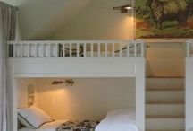 Kids bedrooms / Bunk beds and ideas