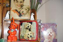 Doggy vintage