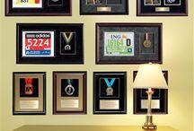 Medalje oppbevaring