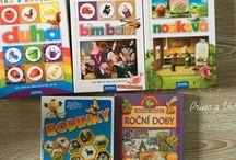 hry a knížky