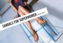 SS14 Collection - Women's / by FitFlop™