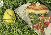 Wędzony camembert z ziołami/Smoked camembert