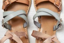 23. Stylish Sandals / Find inspiration for the latest sandal trends here! Shop similar looks at www.BeckerShoes.com