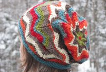 knitting hat