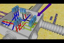 electricte faire circuit simple inter