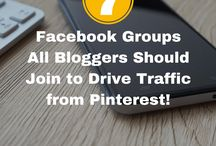 Pinterest Tips / Tips and Tricks for getting the most out of Pinterest