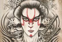 japanese artwork