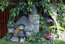 fairie hut