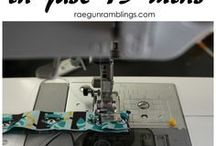The One About Sewing for Babies & Kids