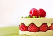 recettes sucrées /desserts