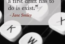 Writing Wisdom / Quotes by, from and about classic authors to help writers at every stage of their journey. / by Selfpublishing.ie