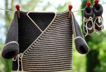 Habits BB tricot