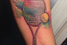 tattoo tennis