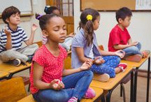 Mindfulness And Kids / Resources for mindfulness activities with kids. The importance and effects of mindfulness for kids.