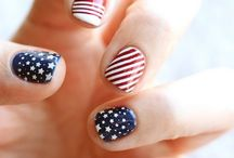 Fourth of July Ready Nails
