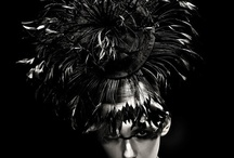 B&W Millinery / All things black & white millinery!