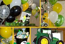 Zanes 3rd Bday  / by Tiffany Exline Hoyt