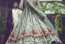 Wedding suits n lhengas