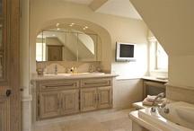 master bath decor