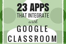 Google Classroom Ideas