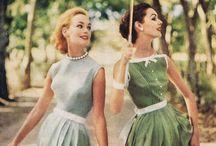 50-luvun mekot