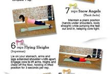 My Secret Workout!! / by Jessica Neely