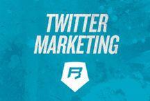Twitter Marketing / Descubre con los Rebeldes Online las últimas novedades, consejos, paso-a-paso y artículos sobre la red social más rápida del momento: Twitter