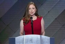 Chelsea Clinton Vows: 'My Mother Will Make Us Proud'
