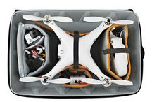 Carrying Cases / Keep your gear safe and secure in these drone carrying cases.