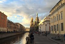 Cities / Church of the Savior on Spilled Blood, St. Petersburg