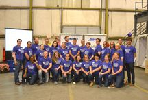 Storage War 2015 / The Leadership Dutchess Class of 2015 held the first Storage War fundraiser May 15 at Arnoff Moving & Storage Inc. in Poughkeepsie.