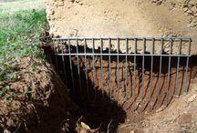 Husky kerítés