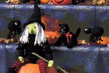 Halloween / All your spooky knitting for all Hallows eve